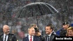 Copa del Mundo en Rusia 2018