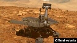Robot Opportunity en la superficie del planeta rojo. (Foto: NASA)