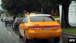 Cuba amplía arrendamiento de taxis estatales