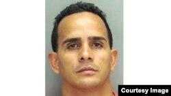 Imagen del detenido Raonel Valdez difundida por la policía.