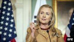 Hillary Clinton Secretaria de Estado