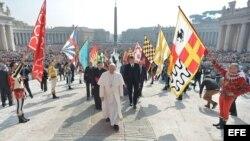 Opiniones en Cuba sobre posible visita a Cuba de el Papa