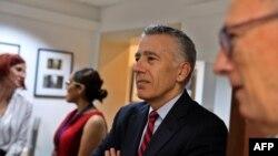El encargado de negocios interino de la Embajada de EE.UU. en Cuba, Philip Goldberg.