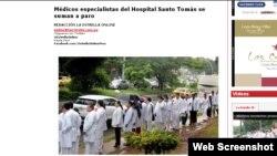 Los médicos dicen que lo que más se afectará será la salud de los panameños.