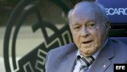 Alfredo Di Stéfano fallece a los 88 años.