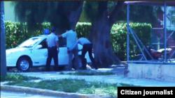 Reporta Cuba Detención de AGRodiles Foto Ailer González