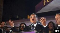 Danilo Medina ganador de las elecciones dominicanas