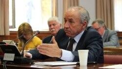 Dionisio García Carnero interpela al Senado español sobre DDHH en Cuba