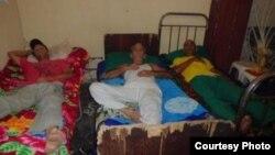 La huelga de hambre por la libertad de Jorge Vázquez Chaviano