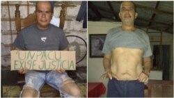 Exige con una huelga de hambre que le devuelvan pertenencias confiscadas