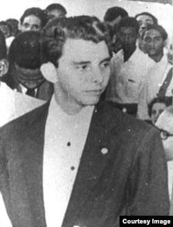 Frank País en Santiago de Cuba.