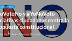 Activistas cubanos observarán desarrollo de referendo constitucional