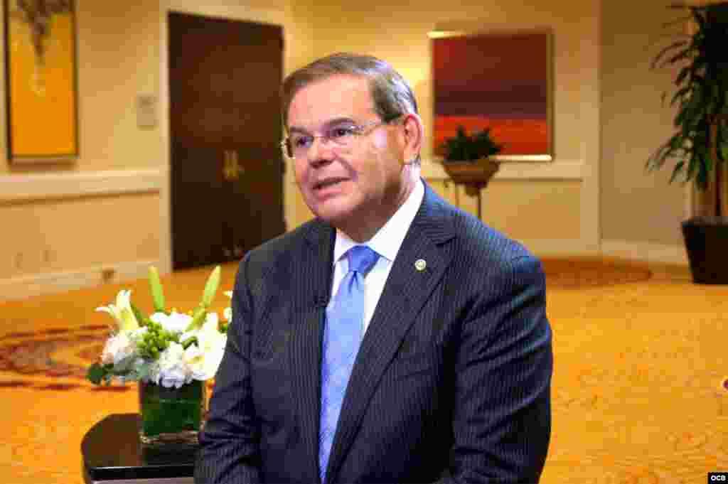 Bob Menéndez, Senador del estado de Nueva Jersey
