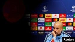 Guardiola, del Manchester City