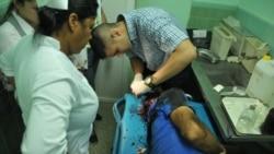 Cubanos señalan falta de higiene, climatización y agua en hospitales