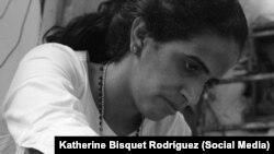 Anamely Ramos, curadora de arte y miembro del Movimiento San Isidro.