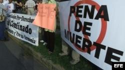 La Constitución puertorriqueña no acepta la pena de muerte.