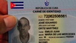 Nuevo carné de identidad pone más control sobre cubanos que no residen en la isla