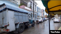 Reporta Cuba. Guantánamo transporte.