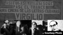 El escritor Virgilio Piñera.