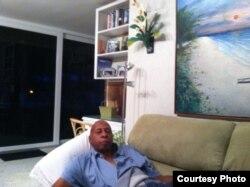 Fariñas se recupera de una cirugía