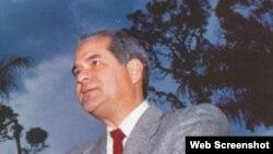 Jorge Mas Canosa, empresario y activista cubano que impulsó la creación de Radio y Televisión Martí.