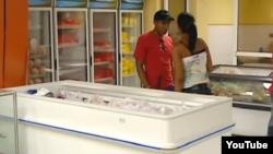Reporta Cuba Ventas de Carnes en tiendsd por divisas.