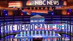 En EEUU 20 candidatos demócratas compitiendo por la nominación a la presidencia celebran dos debates hoy y mañana