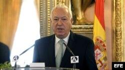 El ministro de Asuntos Exteriores y Cooperación, José Manuel García-Margallo.
