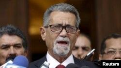 Americo De Grazia, diputado por la coalición opositora Mesa de la Unidad Democrática (MUD). (Archivo. Reuters).