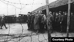 Las alambradas del Gulag. Foto Archivo