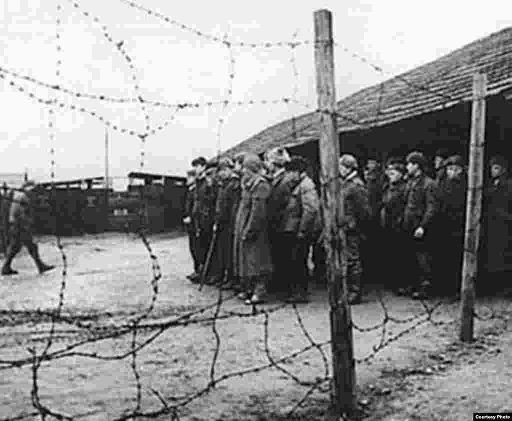 Las alambradas del Gulag