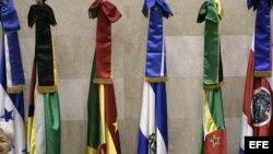Corte Interamericana de Derechos Humanos. EFE/Orlando Barría.