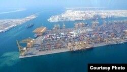Nueva Terminal de Contenedores de Mariel. En seis meses había operado 57 barcos.