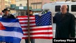 Homenaje a Armando Sosa Fortuny en Nueva York.