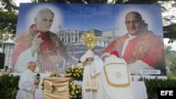 Canonizaciones de los papas Juan XXIII y Juan Pablo II