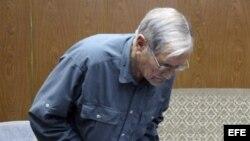 Merrill Newman, veterano de la Guerra de Corea.