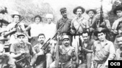 Cuba 60 anos Escambray