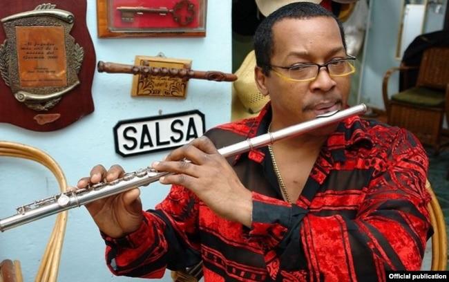 """Jose Luis Cortés, """"El Tosco"""", en una foto tomada del sitio oficial cubano EcuRed."""