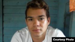 El disidente cubano Reinaldo Agustín Ferrer Santos. Foto cortesía de UNPACU.