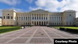 El Museo Ruso de San Petesburgo.