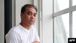 El profesor universitario Ilham Tohti, fotografiado en Beijing en 2010.