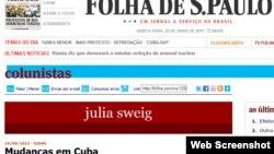 La eliminación de la doble moneda sería más traumática de lo que pueden soportar hoy los cubanos, afirma Julia Sweig.