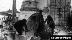 Ataque a las iglesias en la URSS