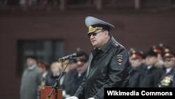 Viceministro del Interior, general Igor N. Zubov.