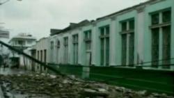 Sandy deja destrucción tras su paso por Cuba