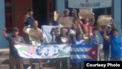 Actividades Movimiento Cubano Jóvenes por la Democracia