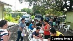 Más albergues en Costa Rica para los cubanos