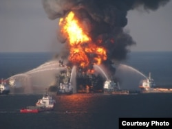 El derrame en la plataforma Deepwater Horizon de BP en 2010 tuvo un devastador impacto ambiental en la Florida