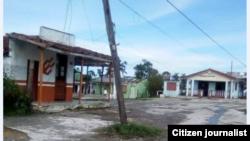 Poblado Miller, en Placetas, Villa Clara. (Foto de Arley Vicet/Facebook)